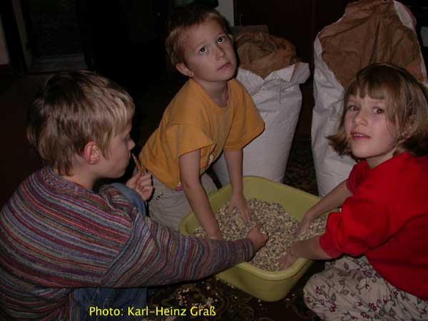 Für Kids Mütter Und Die Großen: Kids 2006 November Winterfutter